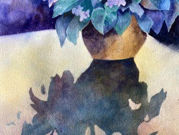 Vivid Violets